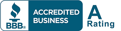 A rated by Better Business Bureau